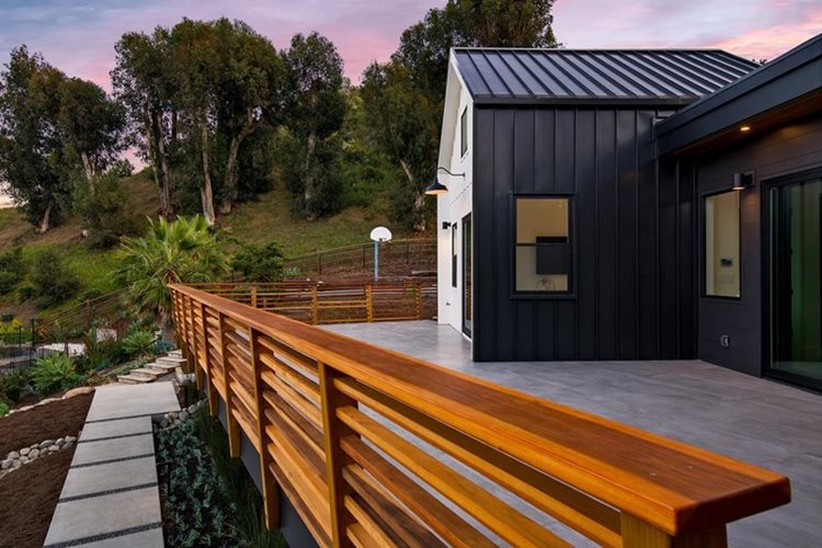an accessory dwelling unit (ADU) for home office