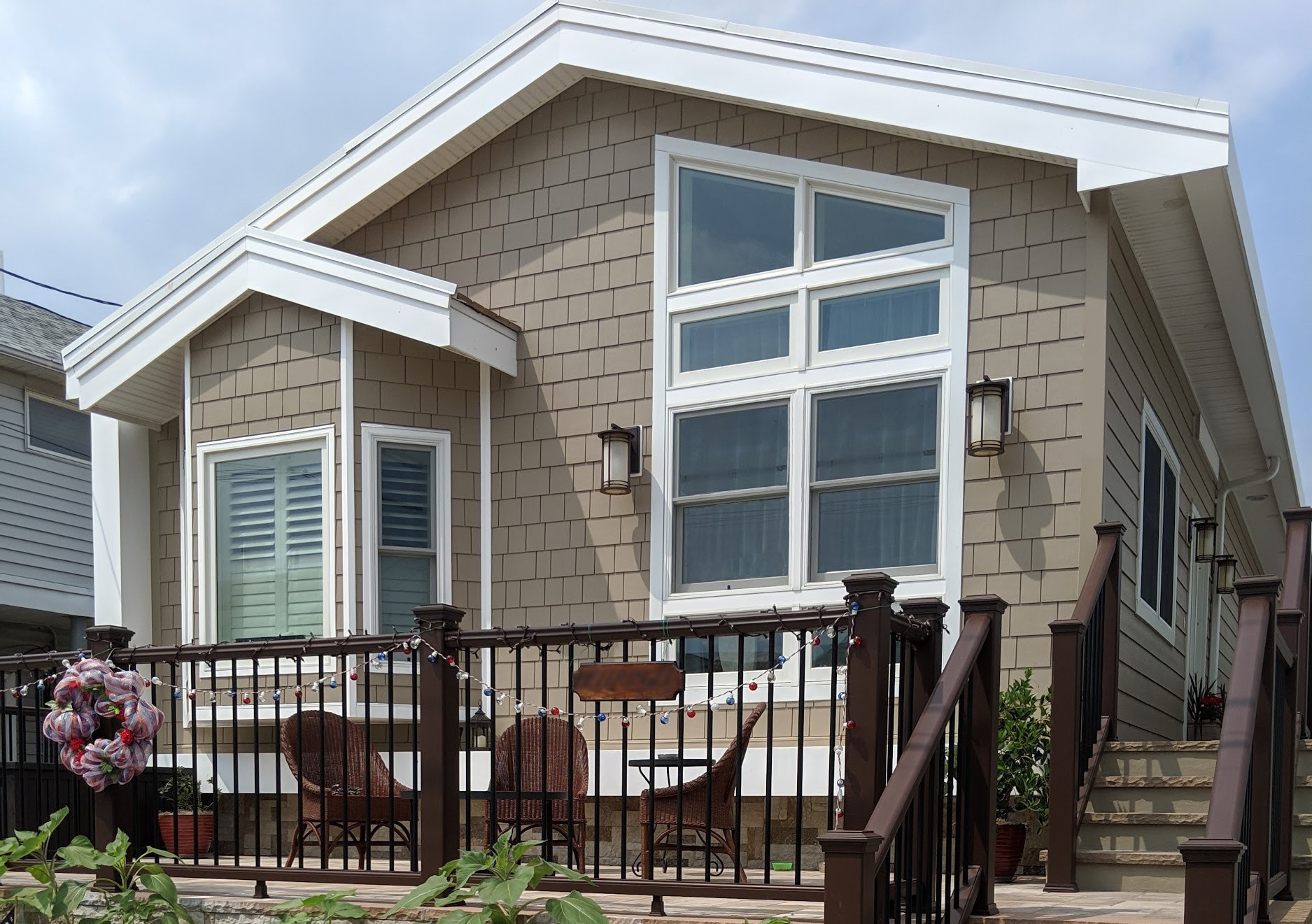 Home Built To Withstand A Hurricane James Hardie Pros
