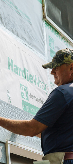 Fiber Cement Products James Hardie Pros